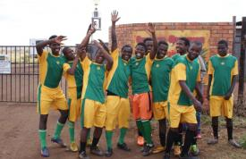 Gwanzi Queens Sponsor Local Football
