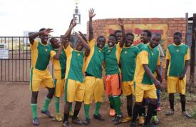 Gwanzi Queens Football 2