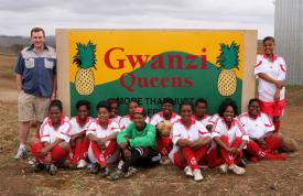 Gwanzi Queens Football